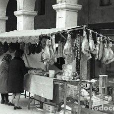 Postales: NEGATIVO ESPAÑA BARCELONA VILAFRANCA DEL PENEDÈS MERCADO 1973 ILFORD 35MM SPAIN PHOTO FOTO. Lote 75723819