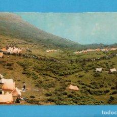 Postales: POSTAL DE UN APLEC DE EXCURSIONISTAS A MATAGALLS ESCRITA EL AÑO 1967 EDITÓ BOSCH . Lote 75765695