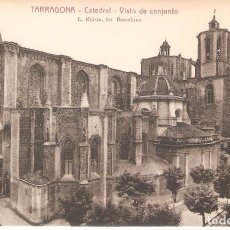Postales: TARRAGONA, CATEDRAL, L.ROISIN., SIN CIRCULAR. Lote 75854135