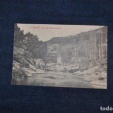 Postales: 2 - FIGARÓ PONT DE SANTA EUGÈNIA - THOMAS BARCELONA - EL FIGARÓ - MONTMANY. Lote 76418567
