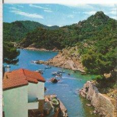 Postales: GIRONA COSTA BRAVA PORT DE SES ORATS ESCRITA. Lote 76965505