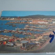 Postales: PALAMOS (GERONA) - GE 2209 CLUB NAUTICO SADAGCOLOR. Lote 77468689