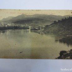 Postales: TREMP. FINAL DEL LAGO DE SAN ANTONIO (LA POBLA DE SEGUR). Lote 77729241