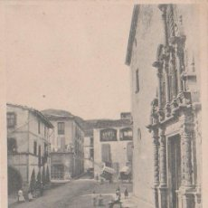 Postales: MOYA (BARCELONA) - PLASSA MAJOR. Lote 78094121