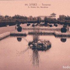 Postales: POSTAL SITGES - TERRAMAR 84 - L. ROISIN. Lote 78510361