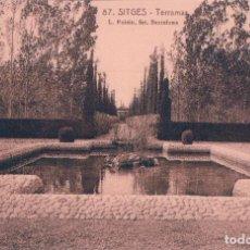 Postales: POSTAL SITGES - TERRAMAR 87 - L. ROISIN. Lote 78510745
