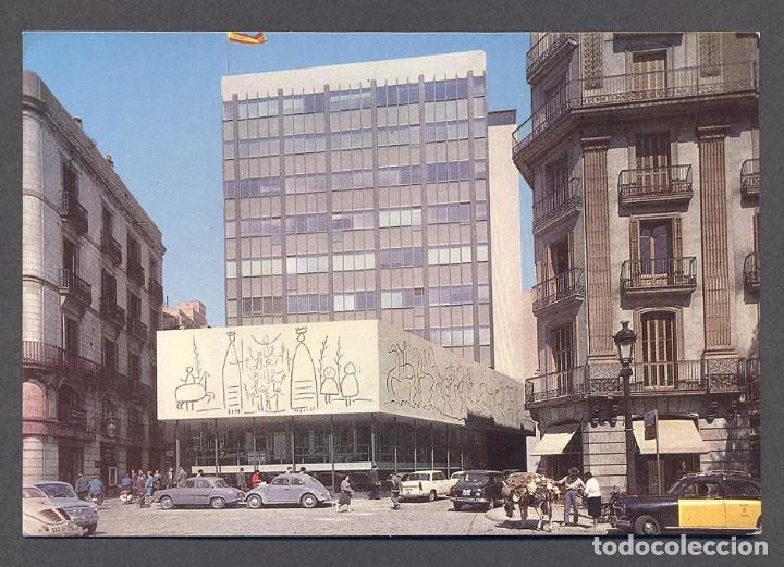 p2046.- barcelona. colegio de arquitectos. mura - Comprar Postales ...