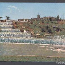 Postales: P2065- BARCELONA. FUENTE Y CASTILLO DE MONTJUICH. Lote 78615933
