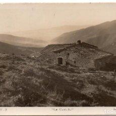 Postales: PS7454 MONTSENY 'LA CASTAÑA'. R. GASSÓ. CIRCULADA. 1947. Lote 79120729