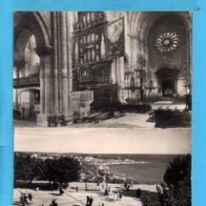 Postales: CUATRO POSTALES DE TARRAGONA Nº 13 -14 -52 -79 FOTOS DE RAYMOND SIN CIRCULAR. Lote 79567245