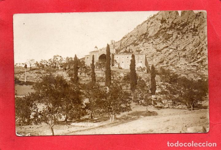 HORTA DE SAN JUAN. CONVENT. FOTOGRÀFICA (Postales - España - Cataluña Antigua (hasta 1939))