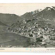 Postales: LLEIDA GOSOL VISTA GENERAL. POSTAL FOTOGRÁFICA, ESCRITA. Lote 80366017