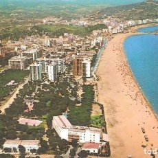 Cartes Postales: GIRONA, POSTAL BLANES, FABREGAT, CIRCULADA CON SU SELLO. Lote 81556640