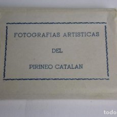 Postales: P- 6537. 21 FOTOGRAFIA ARTISTICAS DEL PIRINEO CATALAN. . ED. SICILIA. . Lote 81913684