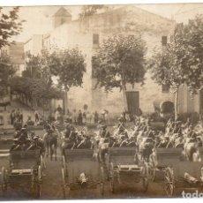 Postales: PS7566 SANT FELIU DE CODINES. POSTAL FOTOGRÁFICA. RADIUM. CIRCULADA. 1910. Lote 83129780