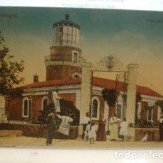 Postales: PALAFRUGELL FARO DE SAN SEBASTIAN - PORTAL DEL COL·LECCIONISTA *****. Lote 83294356