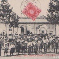 Postales: FIGUERAS (GERONA) - GRANJA ESCUELA FORTIANELL - ED. ANGEL TOLDRA VIAZO - BARCELONA. Lote 83622524