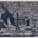Postales: POSTAL DE BARCELONA - MONUMENTO A COLÓN Y RAMBLAS - ZERKOWITZ, Nº 55 - FOTOGRAFICA - CATALUÑA. Lote 83712888