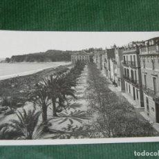 Postales: LLORET DE MAR - PASSEIG MN. VERDAGUER I CASA DE LA VILA - CLIXE MARTINEZ ED.FOTOGRAFICA 11. Lote 83717708