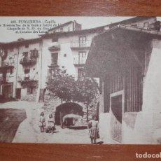Postales: FOTO POSTAL PUIGCERDA.CAPILLA NUESTRA SRA. DE LA GUIA Y FUENTE DE LLANOS. 442 MTIL. MUY RARA.. Lote 84002312