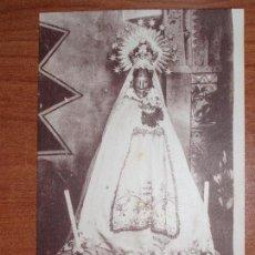 Postales: FOTO POSTAL PUIGCERDA. VIRGEN DE PUIGCERDA, 451 MTIL. LOS PIRINEOS. Lote 84003296