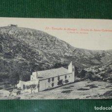 Postales: TORROELLA DE MONTGRI - GERONA - ERMITA DE SANTA CATERINA - ROISIN 13. Lote 84503104