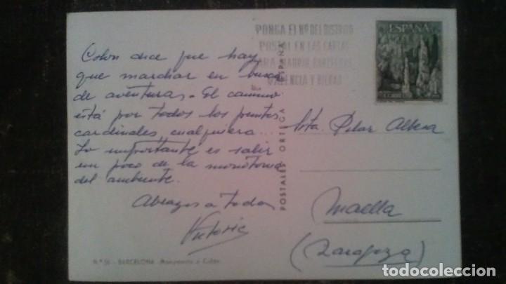 Postales: BARCELONA - MONUMENTO A COLON - Foto 2 - 85092220