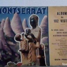 Postales: VISITAS A MONTSERRAT. Lote 85562456