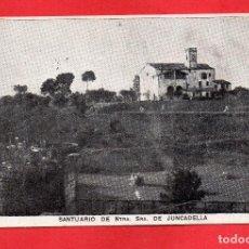 Postales: MANRESA. SANTUARIO NTRA SRA DE JUNCADELLA. Lote 85612320