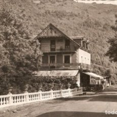 Postales: (LERIDA) LES Nº343 HOTEL FRANCO-ESPAÑOL O. TURISMO CIRCUL. 1955. Lote 85812180