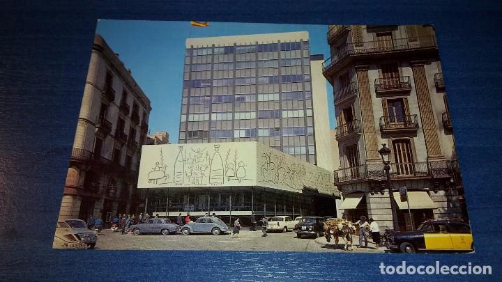 postal de barcelona. 162. colegio de arquitecto - Comprar Postales ...