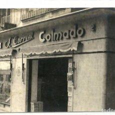Postales: (PS-51928)POSTAL FOTOGRAFICA DE MATARO-COLMADO J.CORRENT. Lote 86245264