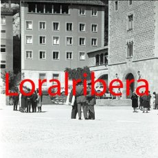 Postales: NEGATIVO ESPAÑA BARCELONA MONTSERRAT 1964 KODAK 35MM NEGATIVE SPAIN PHOTO FOTO GUARDIA CIVIL. Lote 86270572