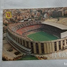 Postales: 15-ANTIGUA TARJETA POSTAL ESTADIO F.C. BARCELONA.. Lote 86352968