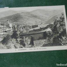 Postales: GOMBRENY (GIRONA) - VISTA DESDE LA COSTA - RIEUSSET 3 . Lote 86641008