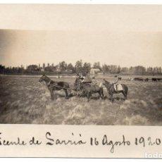 Postales: PS7683 SAN VICENTE DE SARRIÁ. FOTOGRÁFICA. CIRCULADA. 1920. Lote 86932572
