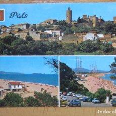 Cartes Postales: COSTA BRAVA - PALS Nº 2601 VISTAS - PIC. Lote 87047188