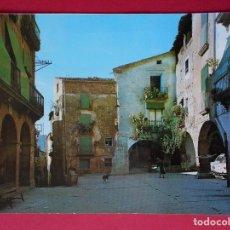 Postales: ANTIGUA POSTAL - VILANOVA DE MEIA - (LERIDA, LLEIDA) - PLAZA MAYOR ... R - 6134. Lote 87205140