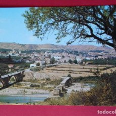 Postales: ANTIGUA POSTAL - ALFARRAS - (LERIDA, LLEIDA) - VISTA GENERAL... R - 6143. Lote 87208468