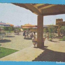 Postales: SERIE D-301.- CAMPING SAN PEDRO. SAN PEDRO PESCADOR. GERONA. VALMAN. 1961 SIN CIRCULAR. Lote 87213908