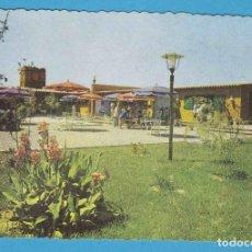 Postales: SERIE D-302.- CAMPING SAN PEDRO. SAN PEDRO PESCADOR. GERONA. VALMAN. 1961 SIN CIRCULAR. Lote 87214012