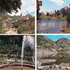 Postales: LLEIDA (PIRINEO CATALAN ) . LOTE 14 POSTALES ORIGINALES DIFERENTES .(20-08) ( 4 FOTOS). Lote 87313860