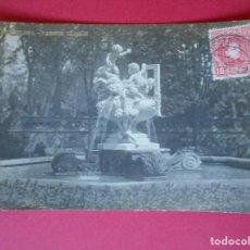 Cartes Postales: ANTIGUA POSTAL DE BARCELONA - PARQUE JARRON - LETRAS DORADAS ... R - 6157. Lote 87345580