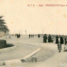 Postales: TARRAGONA - PASEO DE PI Y MARGALL - ATV Nº2166. Lote 87541680
