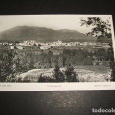 Postales: SANT CELONI BARCELONA VISTA PARCIAL POSTAL FOTOGRAFICA. Lote 87593956