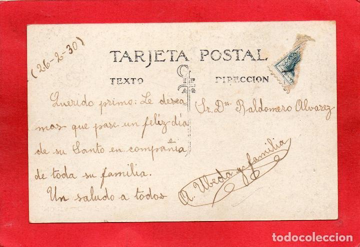 Postales: Reverso - Foto 2 - 87910724