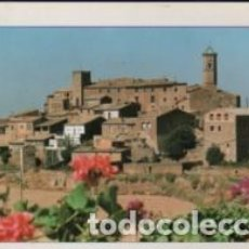 Postales: POSTAL DE LA SEGARRA - LLEIDA - COLE CASTELL DE FLOREJACS - CASTELL Y POBLE . Lote 88288200