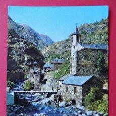Postales: BONITA POSTAL PIRINEOS DE LERIDA (LLEIDA) - EL PALLARS, VALLE DE CARDOS. TABESCAN... R-6219. Lote 88759068