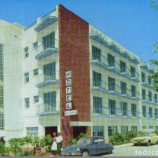 Postales: TOSSA - HOTEL MARE NOSTRUM 1966 - MALLOL CITROEN DS. Lote 89407408