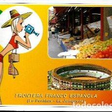 Postales - POSTAL * FRONTERA FRANCO ESPAÑOLA , LA JONQUERA -PERTUS * - 90130580